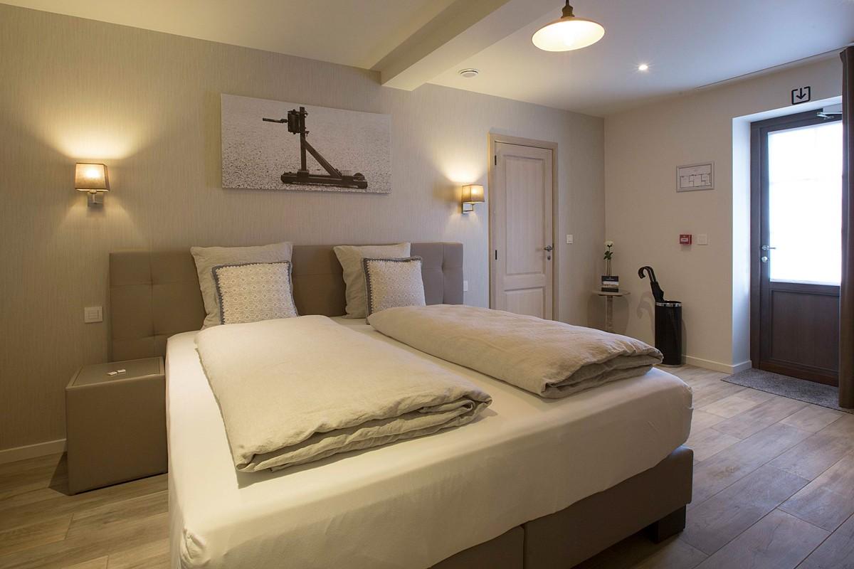 Bed And Breakfast Meesterhof De Slinger Boxspring