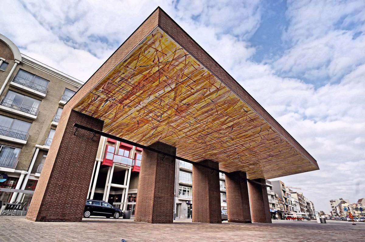 Stadshal C Martin De Baerdemaeker